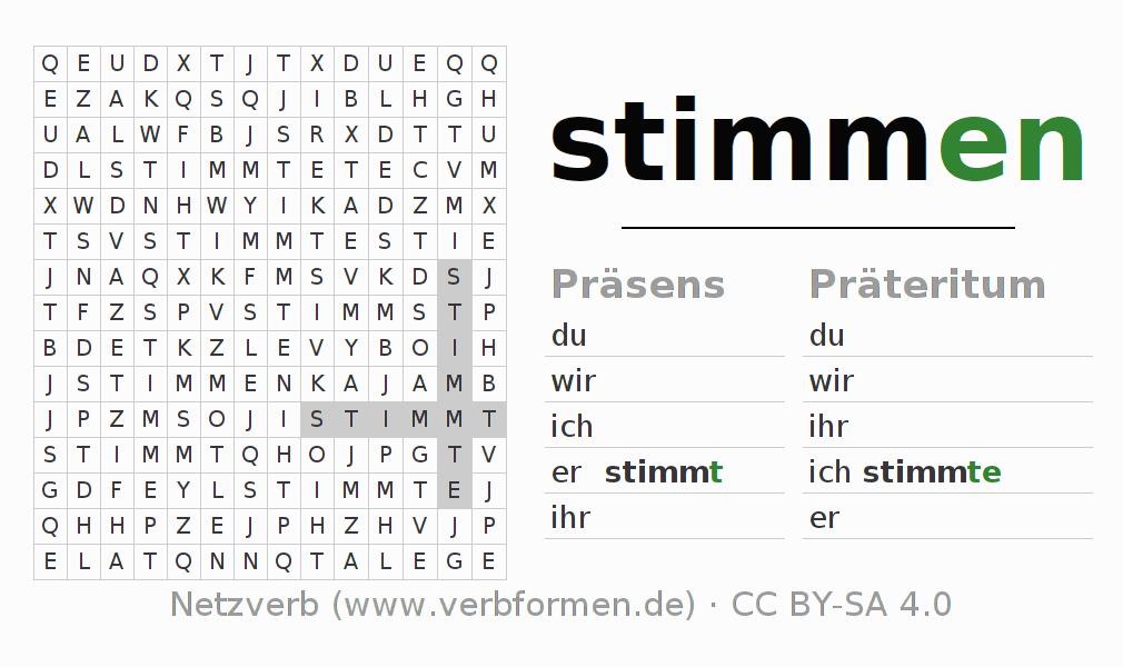 Attractive Thema Verb Vereinbarung Arbeitsblatt Pictures - Mathe ...